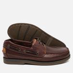 Sperry Top-Sider Mako 2-Eye Canoe Men's Shoes Moc Amaretto photo- 2