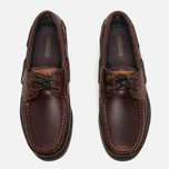 Sperry Top-Sider Mako 2-Eye Canoe Men's Shoes Moc Amaretto photo- 3