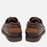 Sperry Top-Sider Mako 2-Eye Canoe Men's Shoes Moc Amaretto photo- 4