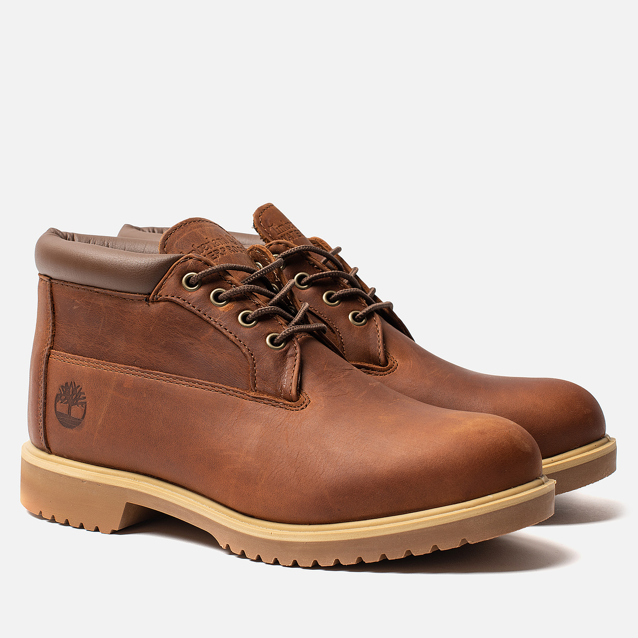 Мужские ботинки Timberland 1973 Newman Chukka Waterproof Brown