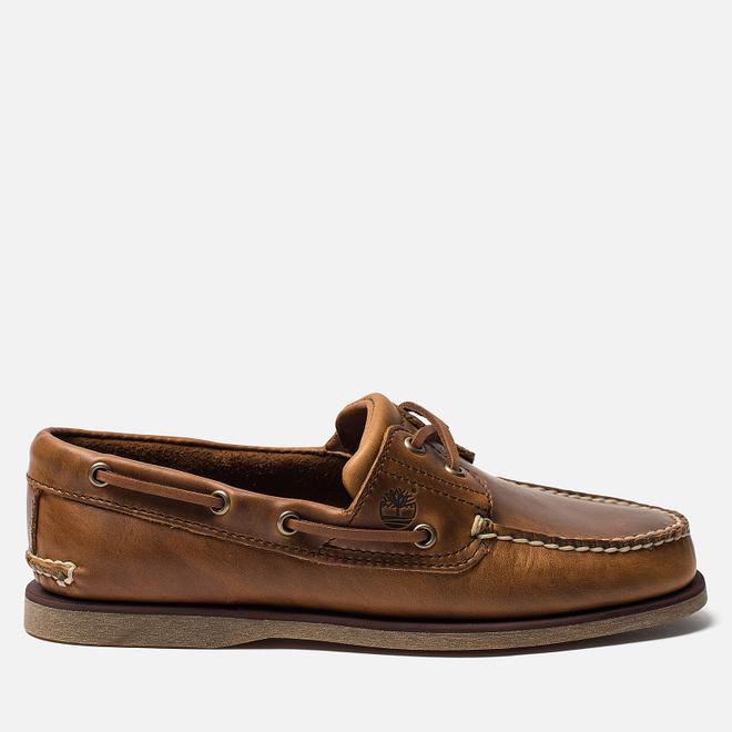 Мужские ботинки Timberland 2-Eye Classic Medium Brown