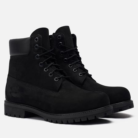 Мужские ботинки Timberland 6 Inch Premium Waterproof Black