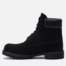 Мужские ботинки Timberland 6 Inch Premium Waterproof Black фото- 5