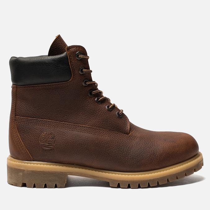 3d7b4ec9d0e0 Мужские ботинки Timberland 6 Inch Premium Waterproof Brown TBLA1R18W