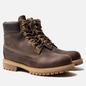 Мужские ботинки Timberland 6 Inch Premium Waterproof Dark Brown фото - 0