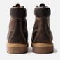 Мужские ботинки Timberland 6 Inch Premium Waterproof Dark Brown фото - 2