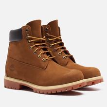 Мужские ботинки Timberland 6 Inch Premium Waterproof Tan фото- 3