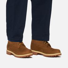 Мужские ботинки Timberland 6 Inch Premium Waterproof Tan фото- 6