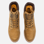Мужские ботинки Timberland 8-Inch Premium Leather Waterproof Wheat фото- 4