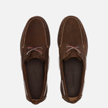 Мужские ботинки Timberland Classic 2-Eye Boat Brown фото- 2
