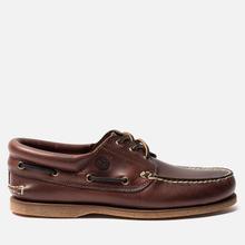 Мужские ботинки Timberland Classic 3-Eye Brown фото- 3