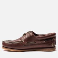 Мужские ботинки Timberland Classic 3-Eye Brown фото- 5