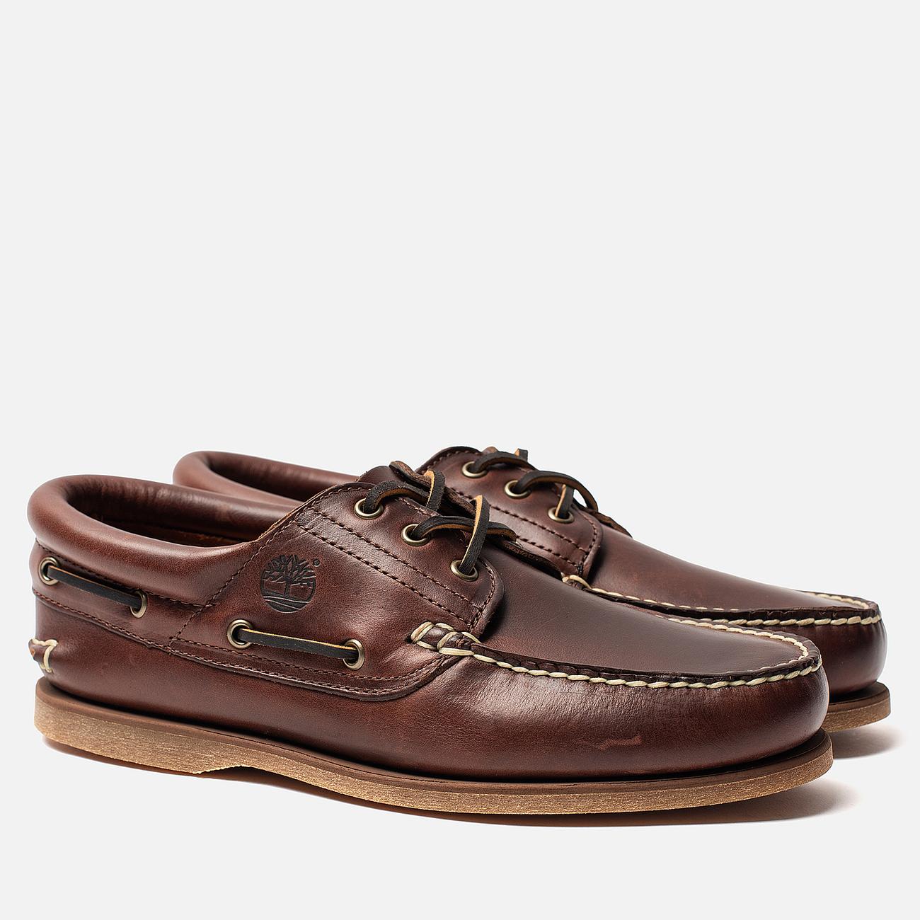 Мужские ботинки Timberland Classic 3-Eye Brown