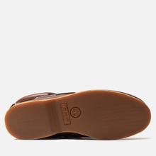 Мужские ботинки Timberland Classic 3-Eye Brown фото- 4