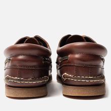 Мужские ботинки Timberland Classic 3-Eye Brown фото- 2
