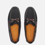 Мужские ботинки Timberland Earthkeepers Classic 2-Eye Navy фото- 2