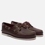 Мужские ботинки Timberland Earthkeepers Classic 2-Eye Brown фото- 0