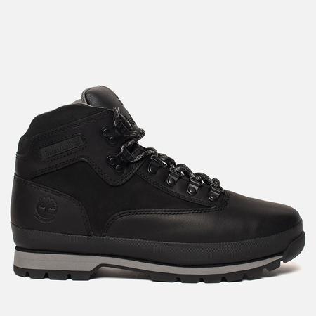 Мужские ботинки Timberland Euro Hiker Jet Black