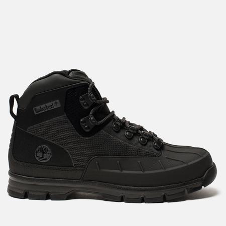 Мужские ботинки Timberland Euro Hiker Shell Jacquard Black
