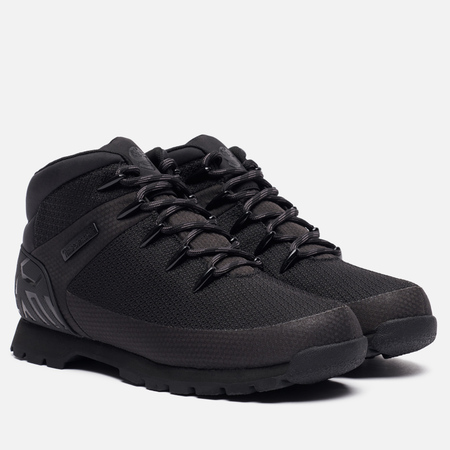 Мужские ботинки Timberland Euro Sprint Fabric Black