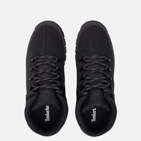 Мужские ботинки Timberland Euro Sprint Fabric Black