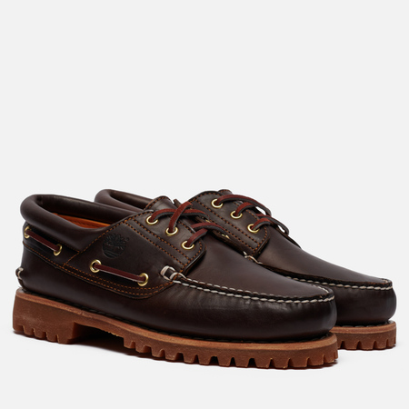 Мужские ботинки Timberland Heritage 3-Eye Brown