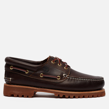Мужские ботинки Timberland Heritage 3-Eye Brown фото- 3