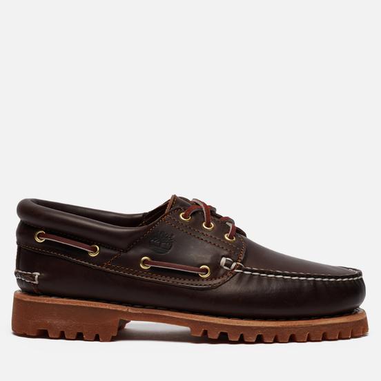 Мужские ботинки Timberland Heritage 3-Eye Brown