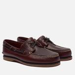 Мужские ботинки Timberland Icon 2-Eye Brown фото- 0