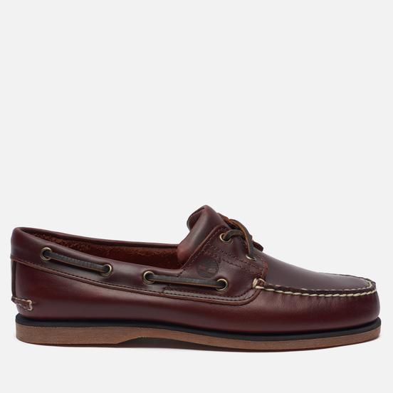 Мужские ботинки Timberland Icon 2-Eye Brown