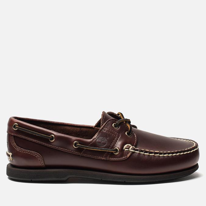 70855602d397 Мужские ботинки Timberland Icon Classic 2-Eye Brown TBL25045W