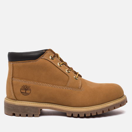 Мужские ботинки Timberland Nellie Chukka Yellow/Chocolate
