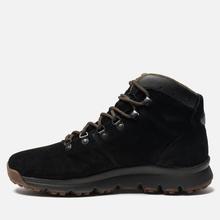 Мужские ботинки Timberland World Hiker Mid Black/Brown фото- 5
