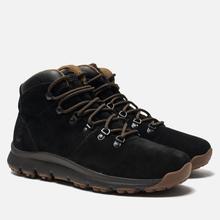 Мужские ботинки Timberland World Hiker Mid Black/Brown фото- 0
