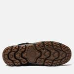 Мужские ботинки Timberland World Hiker Mid Black/Brown фото- 4