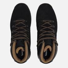 Мужские ботинки Timberland World Hiker Mid Black/Brown фото- 1