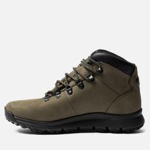 Мужские ботинки Timberland World Hiker Mid Dark Green фото- 5