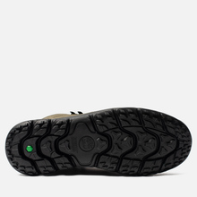 Мужские ботинки Timberland World Hiker Mid Dark Green фото- 4