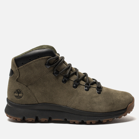 Мужские ботинки Timberland World Hiker Mid Grape Leaf