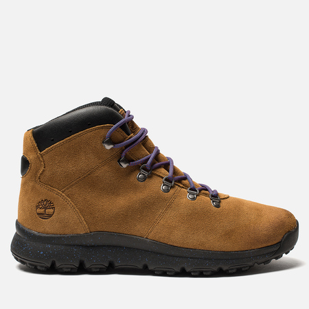 Мужские ботинки Timberland World Hiker Mid Trapper Tan