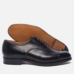 Мужские ботинки Tricker's Henley Sole Leather Black фото- 2