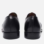 Мужские ботинки Tricker's Henley Sole Leather Black фото- 3