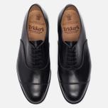 Мужские ботинки Tricker's Henley Sole Leather Black фото- 4