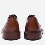 Мужские ботинки Tricker's Woodstock Plain Derby Sole Leather Marron Antique фото- 3