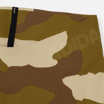 Мужские брюки adidas Originals x Undefeated Alphaskin 360 TIG 1/1 Dune/Tactile Khaki/Base Khaki фото- 3
