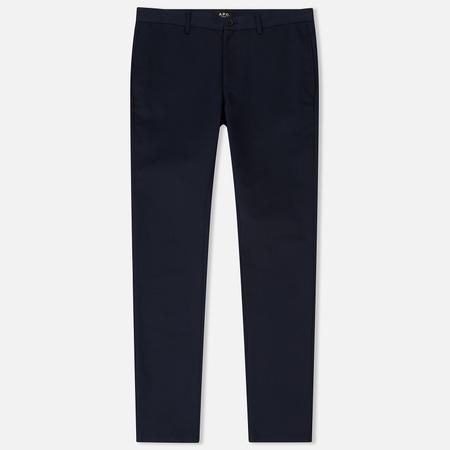 Мужские брюки A.P.C. Chino Classic Dark Navy