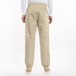 Мужские брюки A.P.C. Florian Beige фото- 6