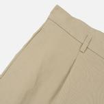 Мужские брюки A.P.C. Florian Beige фото- 3