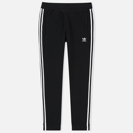 Мужские брюки adidas Originals 3-Stripes Black