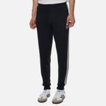 Мужские брюки adidas Originals 3-Stripes Fleece Black фото- 0